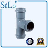 Equal Tee UPVC (PVC) Pipe Fitting for Water Buliding