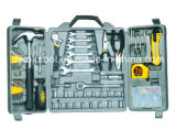 135PC Motorcycle Hand Tool Set with Wrenches Sets