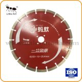 China Little Ant Dry Cutting Diamond Saw Blade for Granite