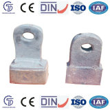 High Chromium Cast Iron Alloy Steel Composite Hammer Head