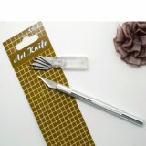 Art Cutting Knife with Spare Blades for Paper Craft (TAK01)