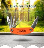 Wholesale Multi MTB Bicycle Folding Hand Tool