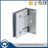 Stainless Steel Door Clamp Pivot Bathroom Glass Door Shower Hinge