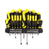 37 Pieces Screwdriver Set with Plastic Trestle (WW-37SD)