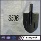 Russian Type Tangshan Factory Hand Tool Carbon Steel Shovel