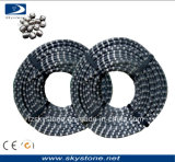 Long Lifetime Quarry Diamond Wire Tool for Granite, Marble