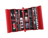 Hot Selling-91PC Hand Tool Kit in Metail Case (FY1091A)