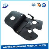 OEM Hot Stamped/Stamp/Pressing Galvanized Steel Bracket with Stamping Process