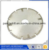 Diamond Arix Silent Saw Blade for Cutting Granite