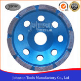 Od115mm Single Row Cup Wheel for Stone