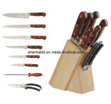 8PCS Forged Kitchen Knife Set