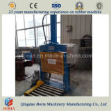 Rubber Cutting Machine, Single Knife Hydraulic Rubber Bale Cutter