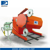Manufacture Electric Diamond Wire Saw Machine for Granite Quarry Tsy -75g