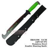 Hunting Knives Tactical Survival Knife Zombie Style 51cm