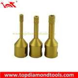 Vacuum Brazed Diamond Core Bits for Stone Drilling