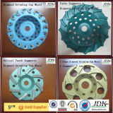 Making Series of Diamond Grinding Cup Wheel for Concrete