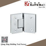 (KTG-1004) Ss Casting Solid Glass Door Hinge