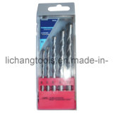 Masonry Drill Bits with Sandblasting and Plastic Box