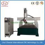 Electric CNC Carving Router for 3D Wooden Statue