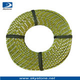 Diamond Wire Saw for Granite and Marble Profilling