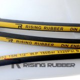 High Pressure Rubber Hydraulic Oil Hose for Machinery