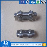 Rigging Hardware Stainless Steel Duplex Wire Rope Clips