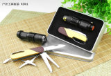 The Fashion Gift Multifunction Knife with Carbon Steel