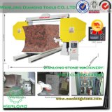 Sj-2000A CNC Granite Block Wire Saw Cutting Machinery for Stone Processing-Wire Saw Machine
