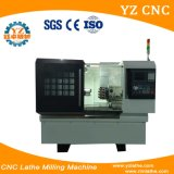 Power Turret Mini CNC Lathe Milling Machine
