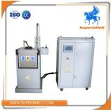 15kw 10kg Metal Chain Tilting Melting Machine
