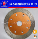Sharp Continuous Saw Blades for Tile