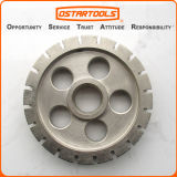 Vacuum Brazed Diamond Profile Wheel