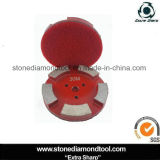 100mm Concrete Diamond Segment Magic Tape Metal Grinding Pad