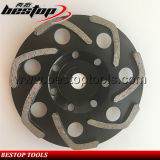 6inch 150mm Diamond L Shape Cup Grinding Wheel Tools