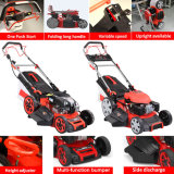 Newest 20 Inch Electric Start Self-Propelled Lawn Mower