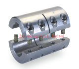 Stainless Steel Two-Piece Clamping Rigid Coupling