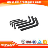 Nickel-Plated Long Arm Cr-V Ball End Hex Spanner