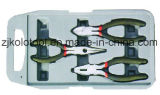 3 in 1 Different Kinds of Plier Set Mini Tool Kits