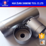 Huazuan 3 Parts Reinforced Concrete Diamond Core Drill Bit
