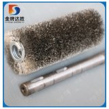 Steel Wire Deburring Spiral Coil Brush