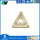 Metal Customized Design Triangular Printing Bag Hardware