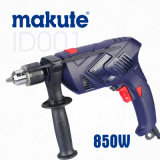 Makute 850W 13mm Keyless Chuck Impact Useful Drill