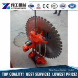 Concrete Wall Saw Cutting Tools Machine Hydraulic and Electric Automatic Diamond Brick Wall Saw