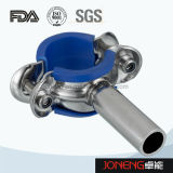 Stainless Steel Food Grade Pipe Clamp with Blue Sleeve (JN-PL2002)
