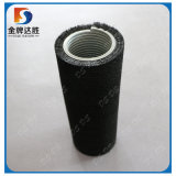 Crimped Nylon PP Closed Wound Coil Brush