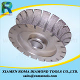 Romatools Diamond Profiling Wheels for Granite Marble and Sandstone