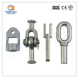 Forged Carbon Steel Electrical Fitting Overhead Line Hardware