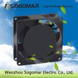 Good Quality 80X80mm 110V 220V 380V 2900rpm Cooling Fan with Ternimal for Welding Machine