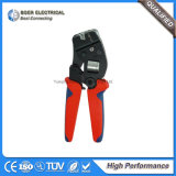 Automotive Wire Harness Terminal Block Crimping Tool