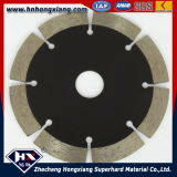 Segmented Diamond Saw Blade CNC Stone Cutting Tools